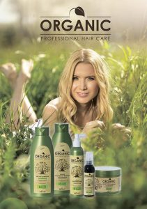 Серия Professional ORGANIC Hair Care