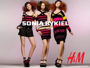 Совместная коллекция Сони Рикель и H&M