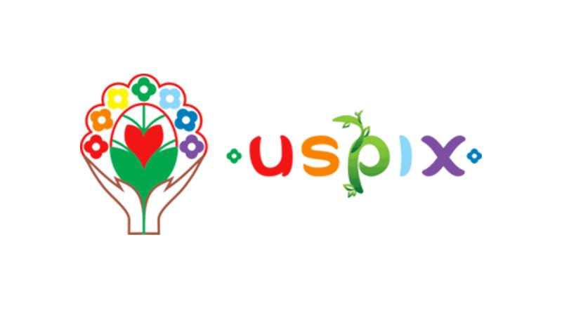 Логотип Uspix