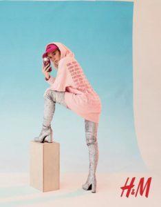 Зара Ларссон для H&M