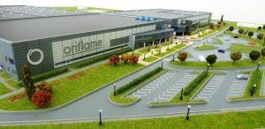 Фабрика Oriflame