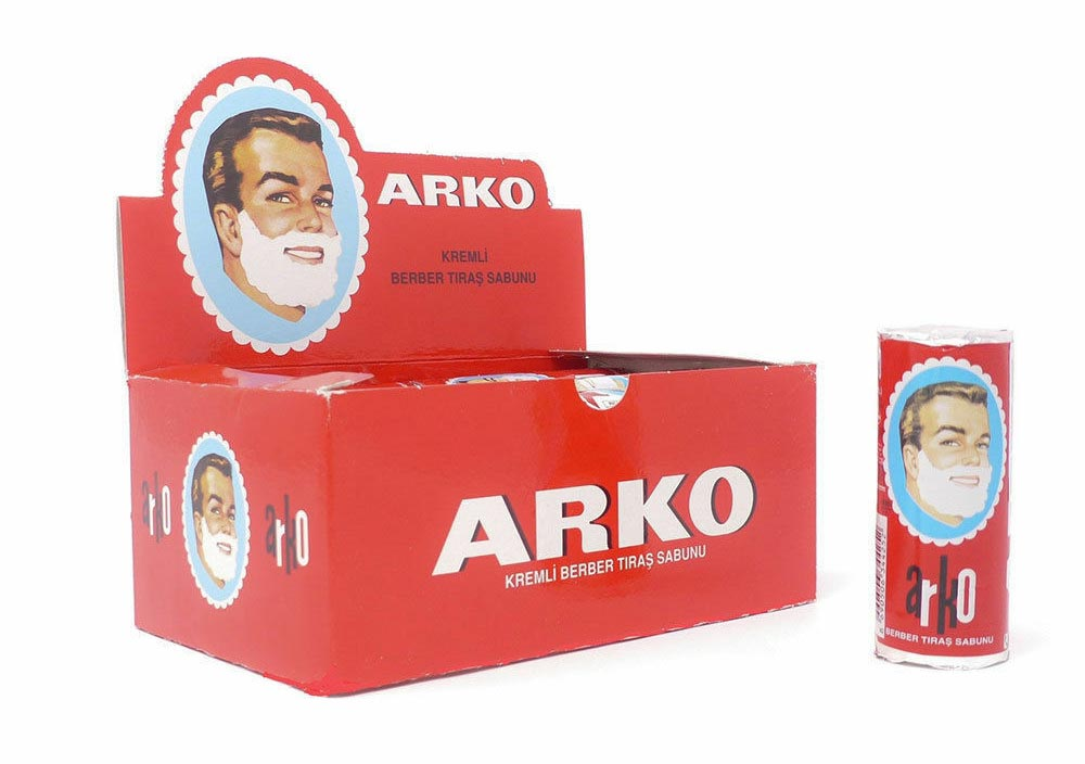 Мыло для бритья ARKO Men