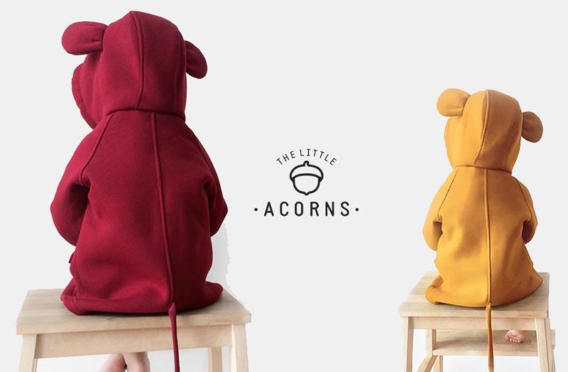 Реклама Little Acorns