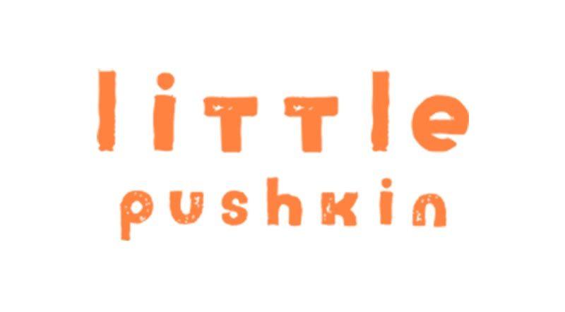 Логотип Little Pushkin