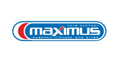 Логотип Maximus Toys