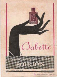 Муза бренда Bourjois — Бабетта