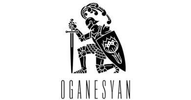 Логотип Oganesyan