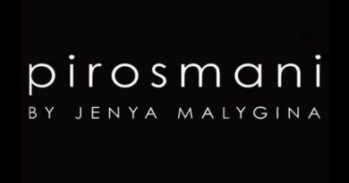 Логотип Pirosmani