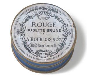 Румяна Bourjois Rosette Brune