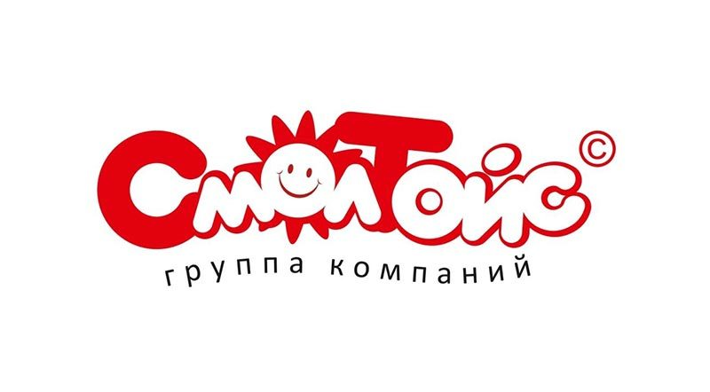Логотип «СмолТойс»