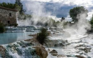 Термальные воды Франции