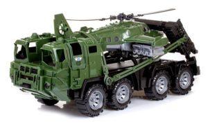 Военный тягач «Нордпласт»