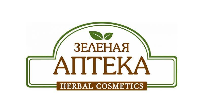 Логотип «Зеленая аптека»
