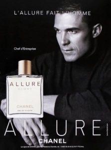 Мужской парфюм Allure Homme