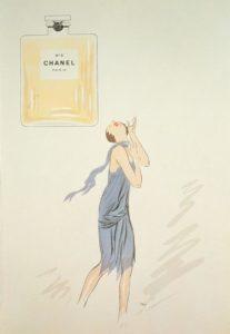 Иллюстрация Chanel № 5