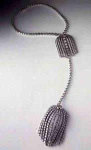 Ожерелье «Фонтан» от Chanel