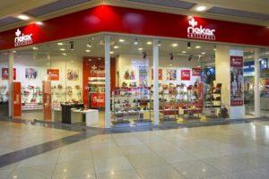 Розничный магазин Rieker в Харькове