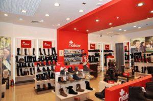 Розничный магазин Rieker в Москве
