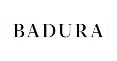 Логотип Badura