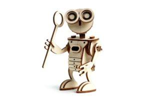 Конструктор робот Happykon