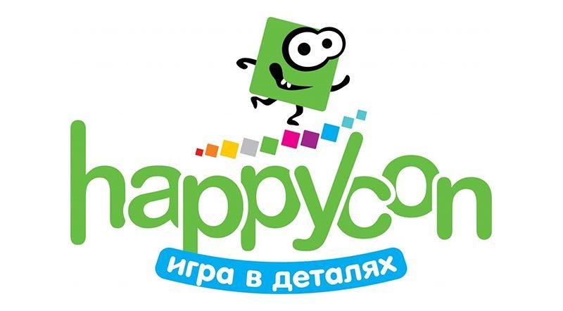 Логотип Happykon
