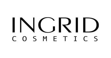Логотип INGRID Cosmetics