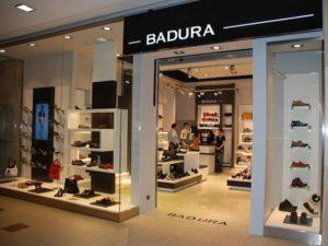 Магазин Badura в Варшаве