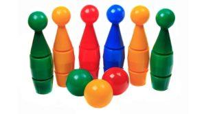 Спортивные игрушки «СВСД»
