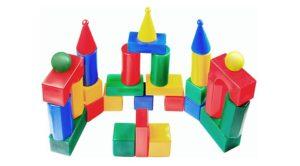 Строительные кубики «СВСД»
