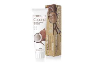 Зубная паста Ecodenta Coconut