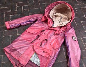 Куртка из микрофибры GJO.E