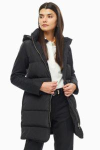 Куртка женская чёрная Lacoste