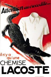 Реклама Lacoste