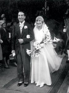 Рене Лакост и Симона де ла Шом