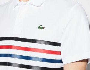 Рубашка поло Lacoste