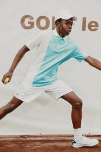 Tyler, The Creator в одежде Lacoste