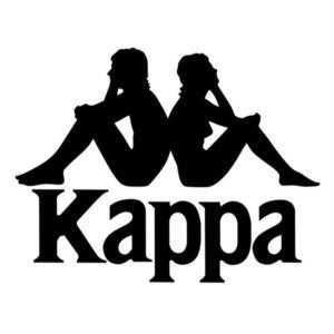 Эмблема Kappa