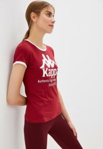 Женская футболка Kappa
