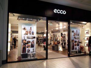 Фирменные магазин ECCO