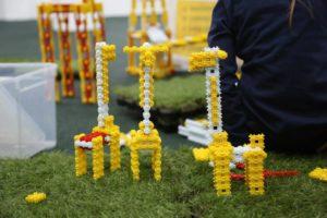 «Фанкластик» модели жирафов