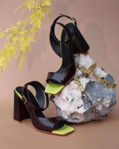 Стильные туфли MARSALA