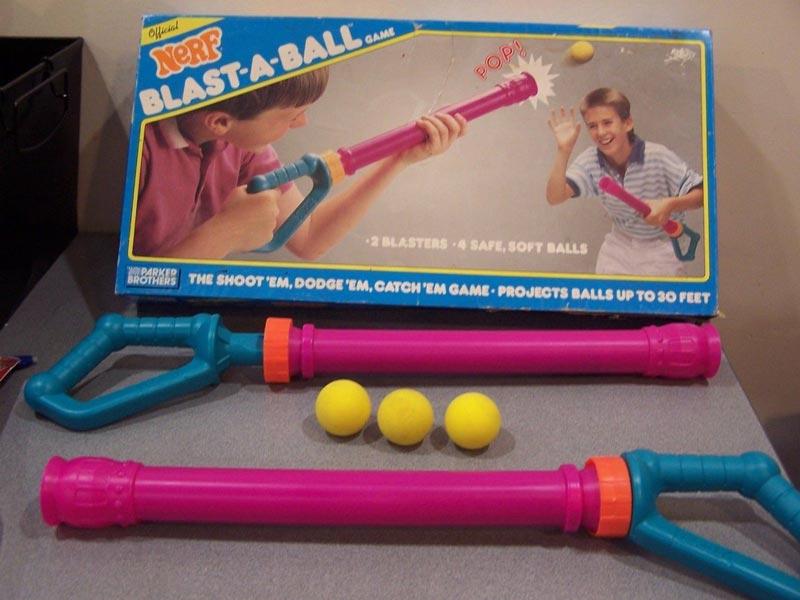 Nerf Blast-A-Ball