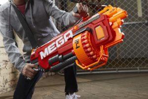 Nerf N Strike Mega Mastodon