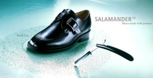 Реклама мужской обуви Salamander