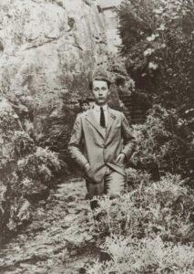 Кристиан Диор в юности
