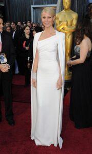 Гвинет Пэлтроу в платье Tom Ford