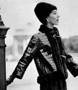 Коллекция Beatnik, 1960 Ив Сен-Лоран