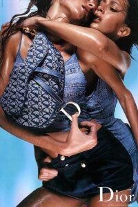 Провокационная рекламная кампания Dior