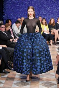 Дебютная коллекция Dior Рафа Симонса