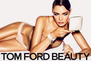 Реклама косметики Tom Ford